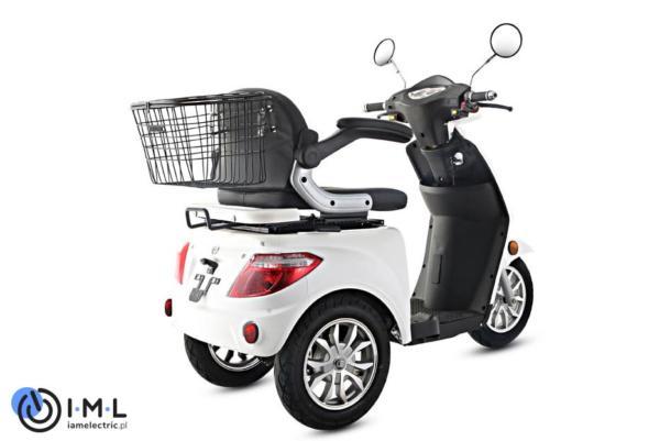 pojazd elektryczny Life iamelectric