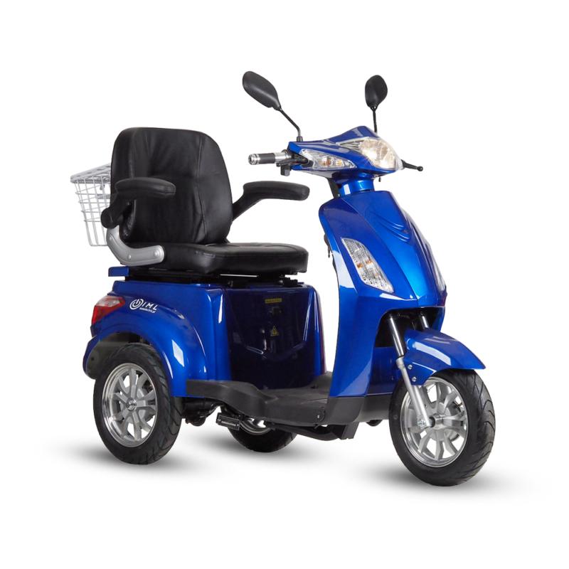 Pojazd elektryczny inwalidzki Life