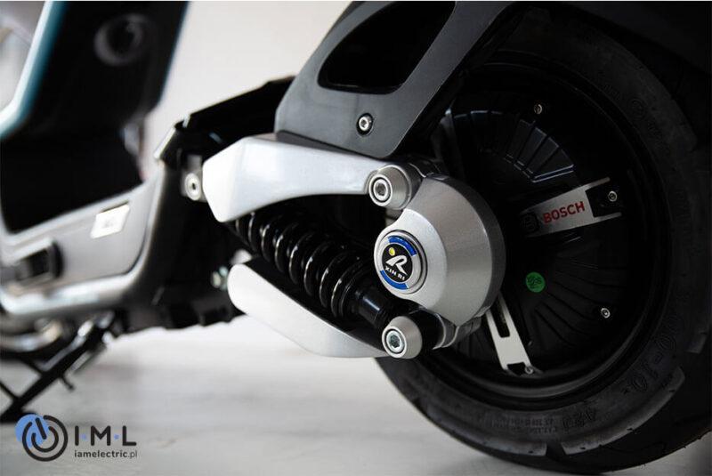 elektryczny skuter Silnik Bosch