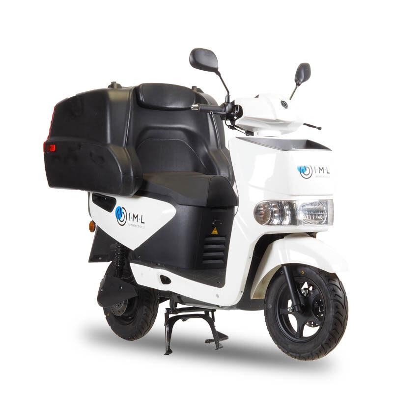 skuter elektryczny o mocy 3000 w dostawczy