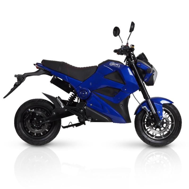 Motor elektryczny Blade M niebieski iamelectric