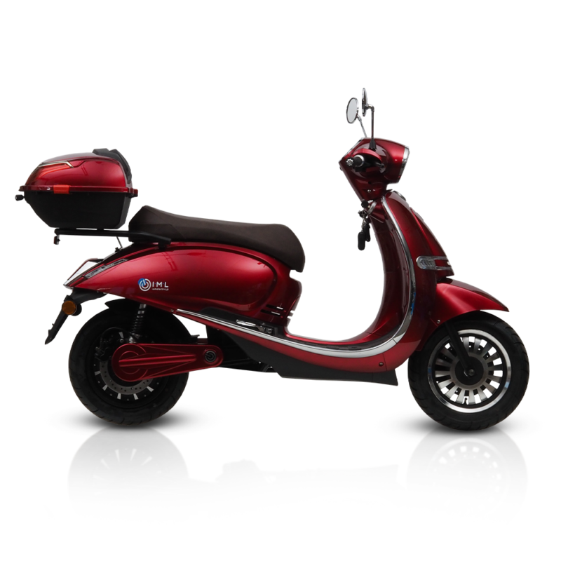 Motocykl elektryczny Roma iamelectric