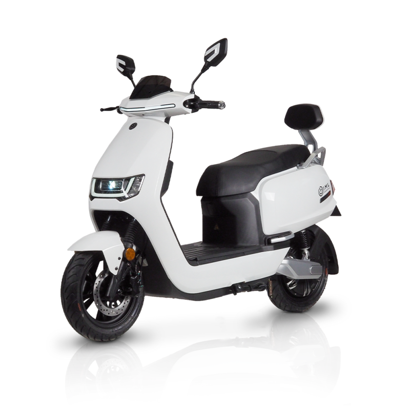 Motocykl elektryczny Sunra Robo-S bok