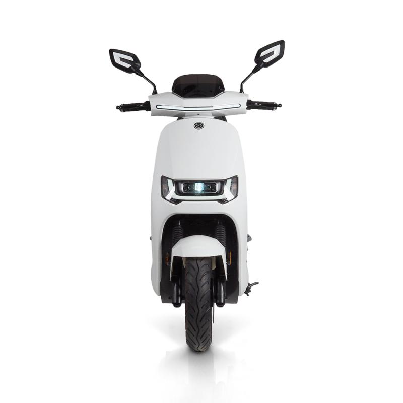 Motocykl elektryczny Sunra Robo-S przód