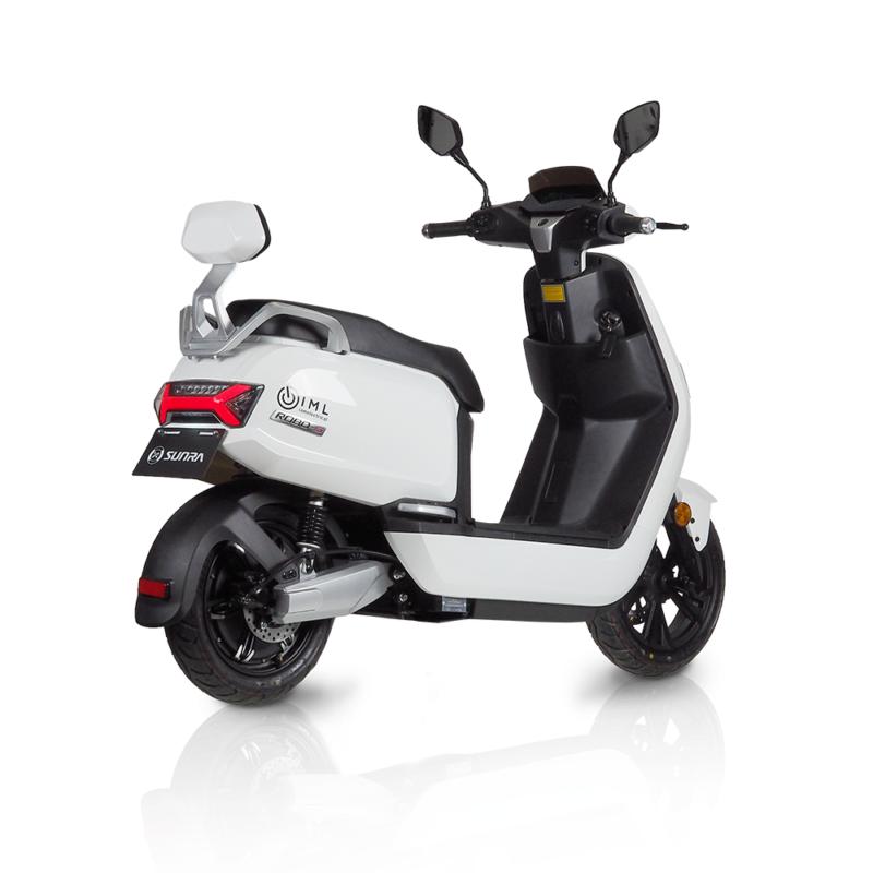 Motocykl elektryczny Sunra Robo-S tył