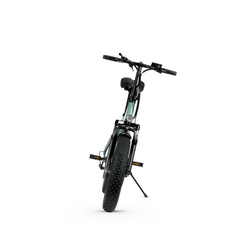 Rower elektryczny Fatboy oliwkowy