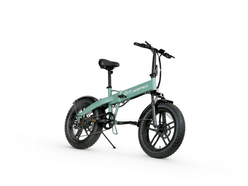 Rower elektryczny składany Fatboy