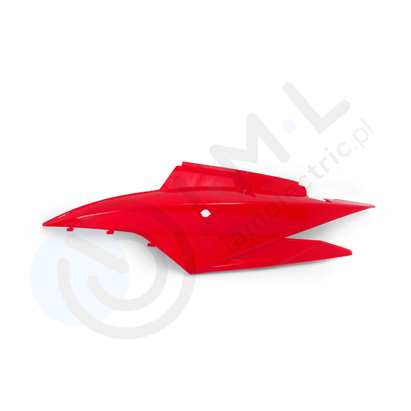 lewy panel boczny do skutera elektrycznego hawk czerwony