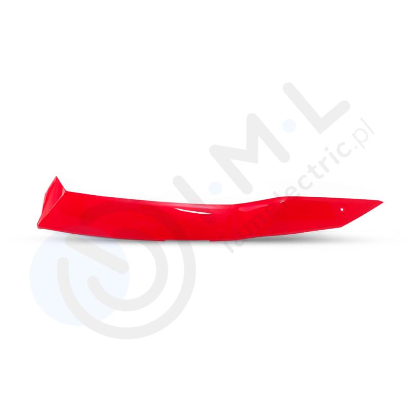 Hawk Å›rodkowy panel boczny czerwony do skutera elektrycznego hawk