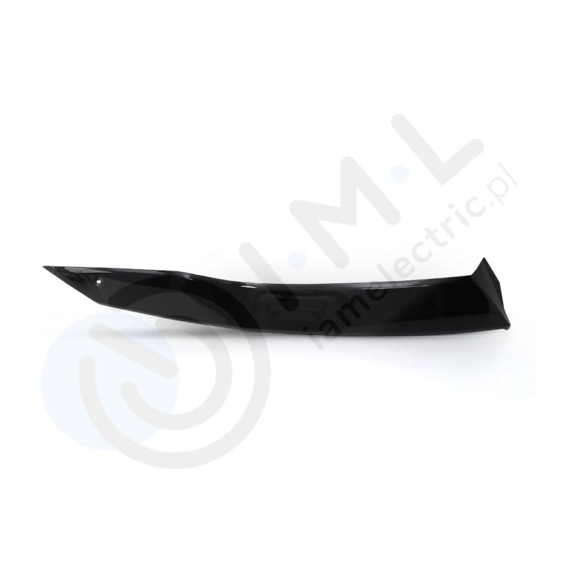 Å›rodkowy panel boczny czarny