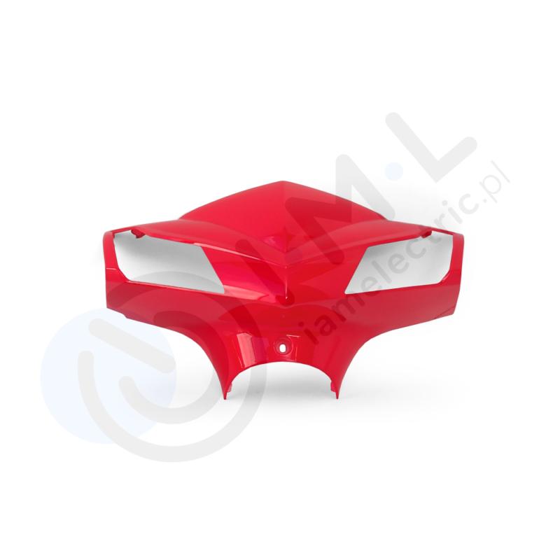 Hawk element plastikowy kierownicy czerwony