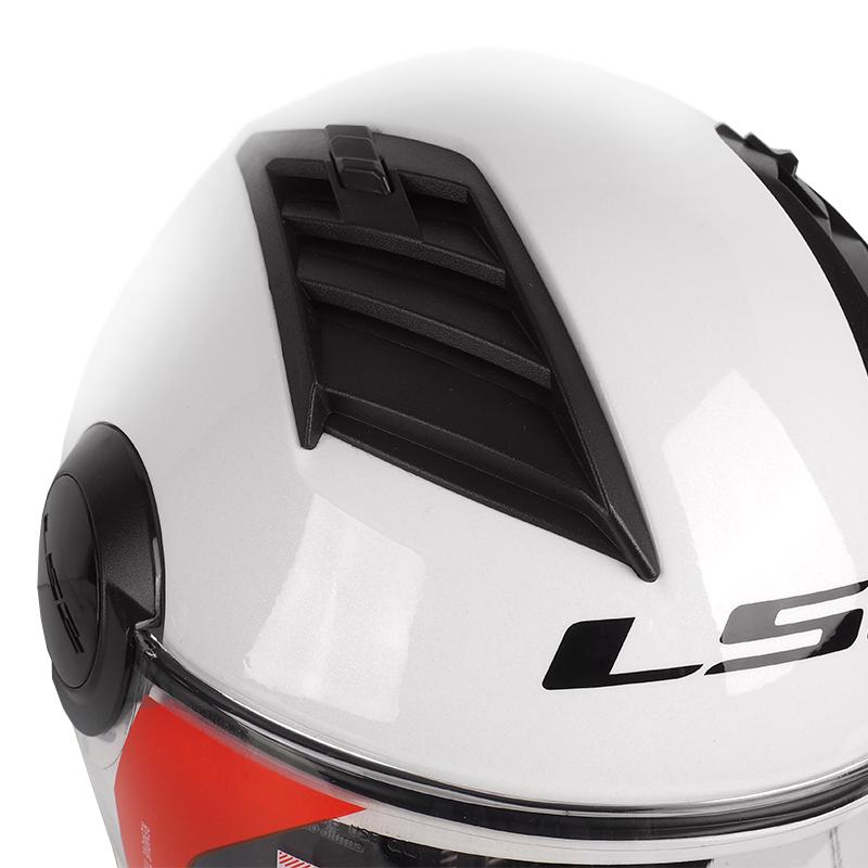 Kask na motocykl ls2